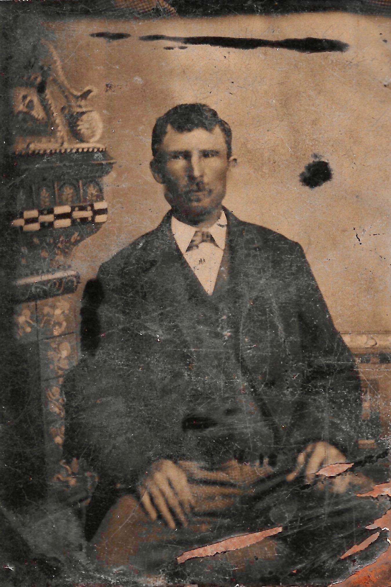 William Thomas Tom Williams