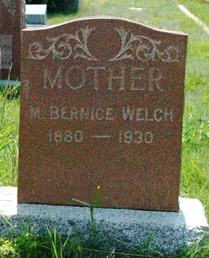 Margaret Bernice Taylor