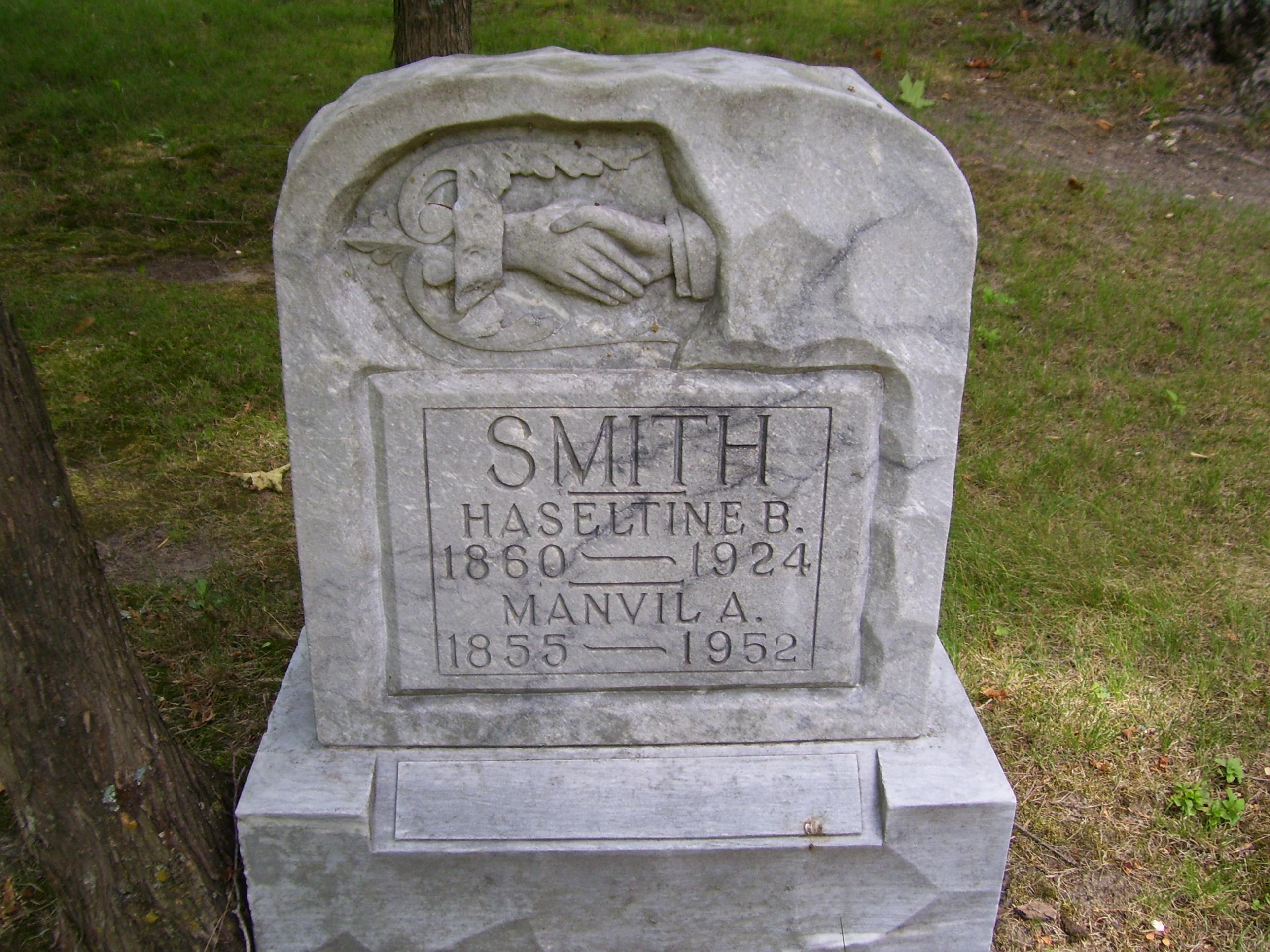 Manville A Smith