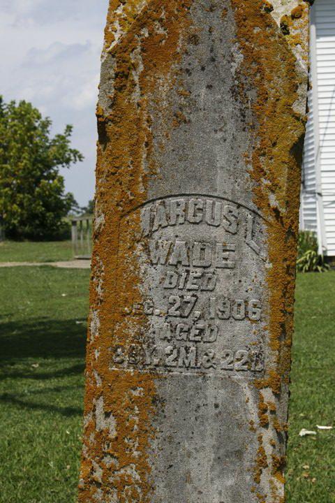 Marcus Lafayette Wade