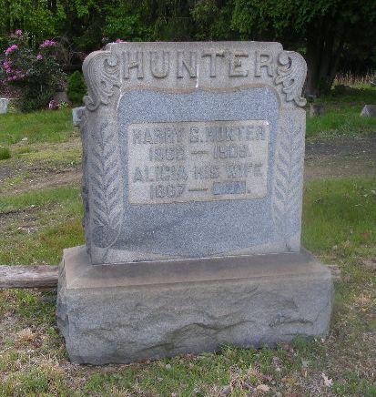 Harry G. Hunter