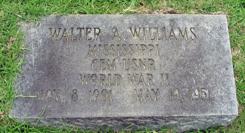 Walter A. Williams