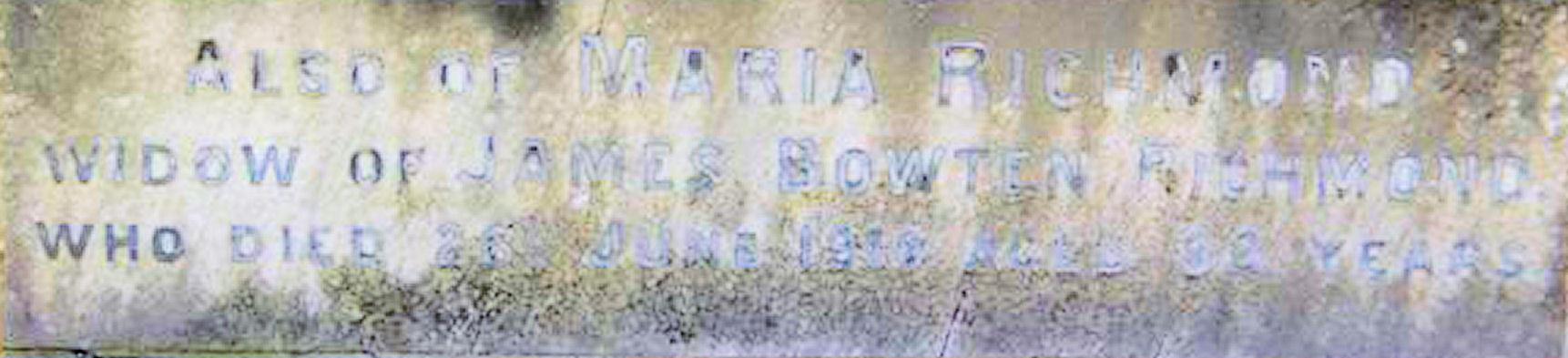 Maria Barwell