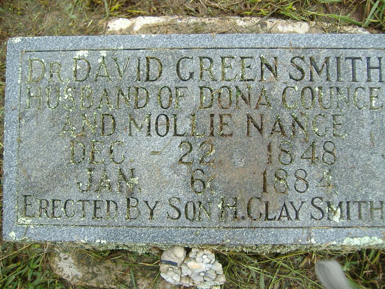 David Green Smith