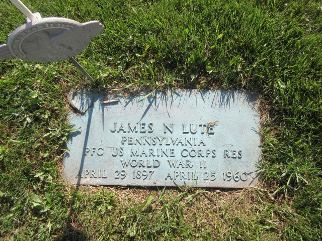 James Nelson Lute