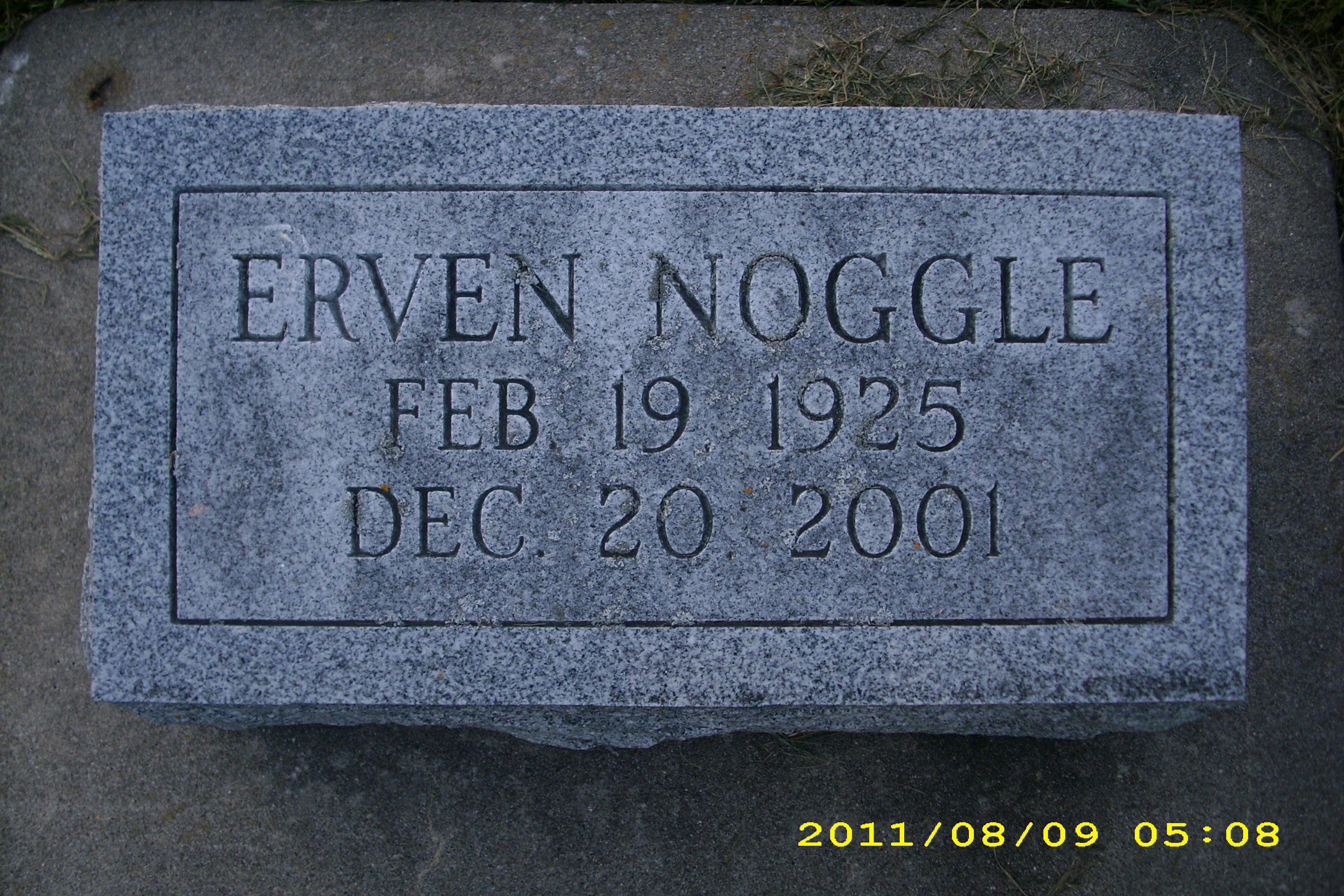 Irvin Clifford Noggle