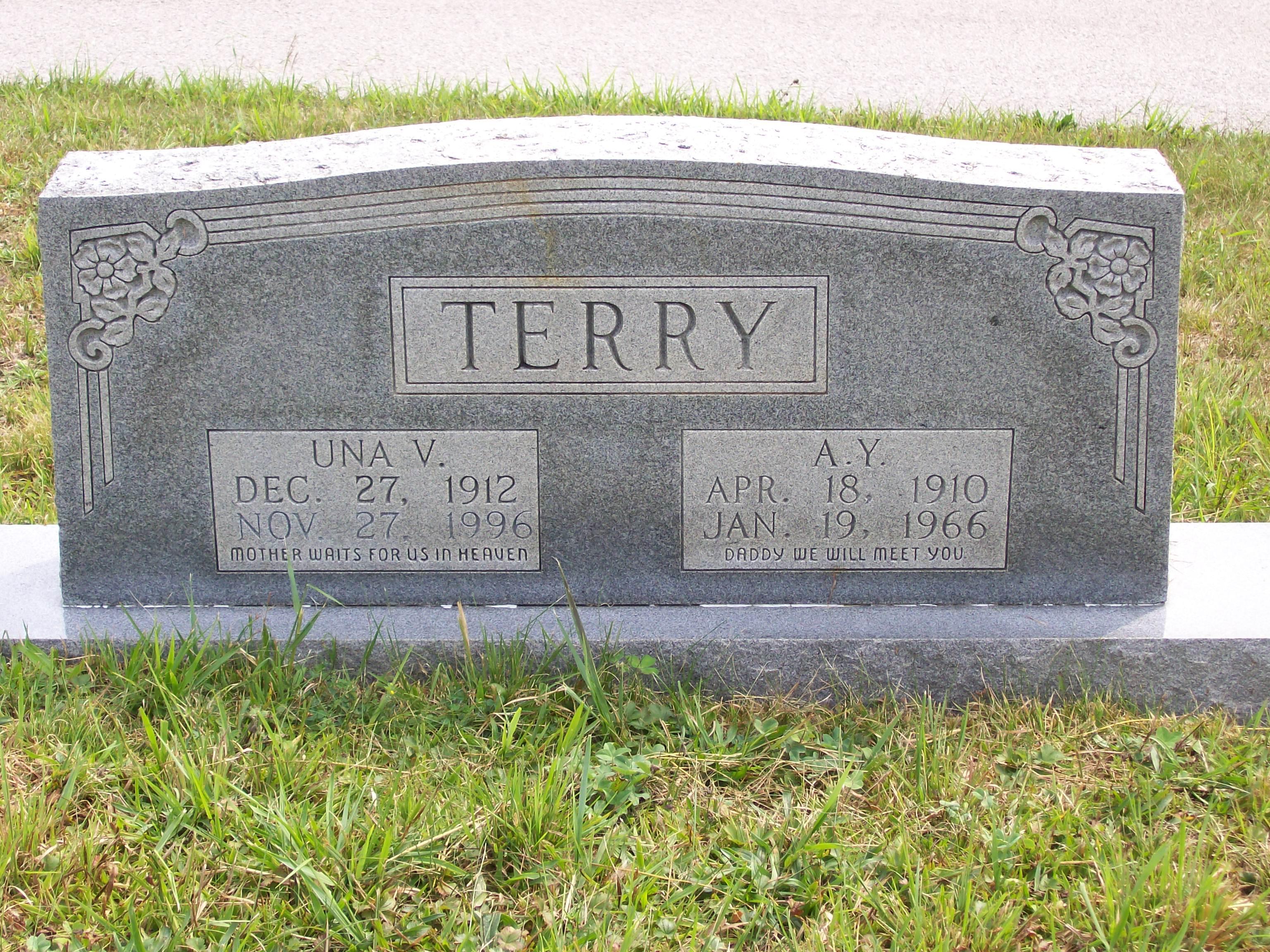 A. Y. Terry