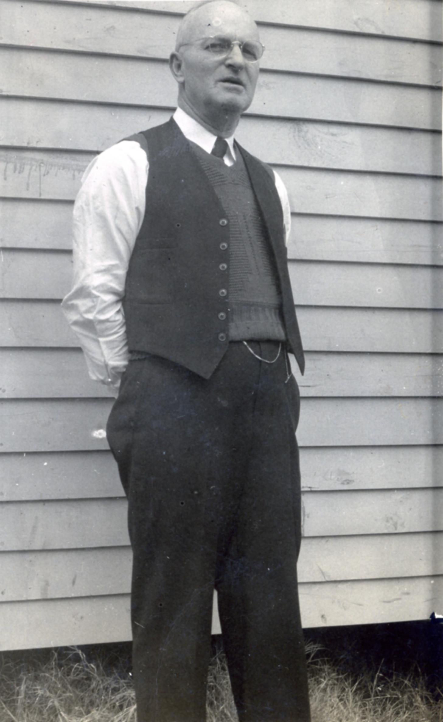 Allen Augustus Gussie Jones