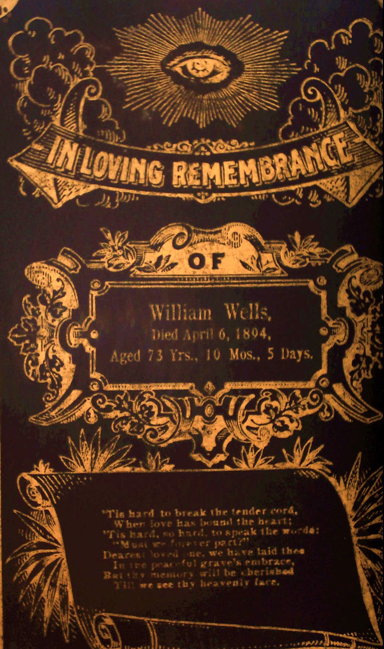 William T Wells