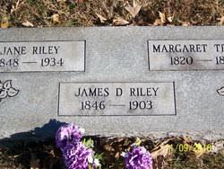 James David Riley