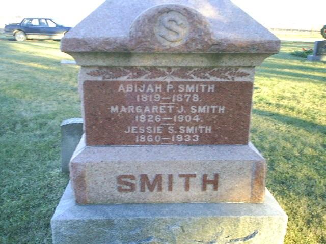 Abijah P Smith