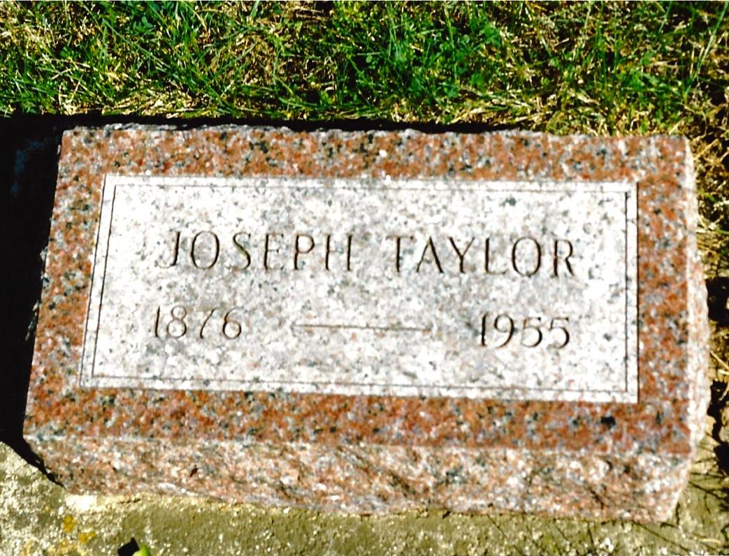 Joseph A Taylor