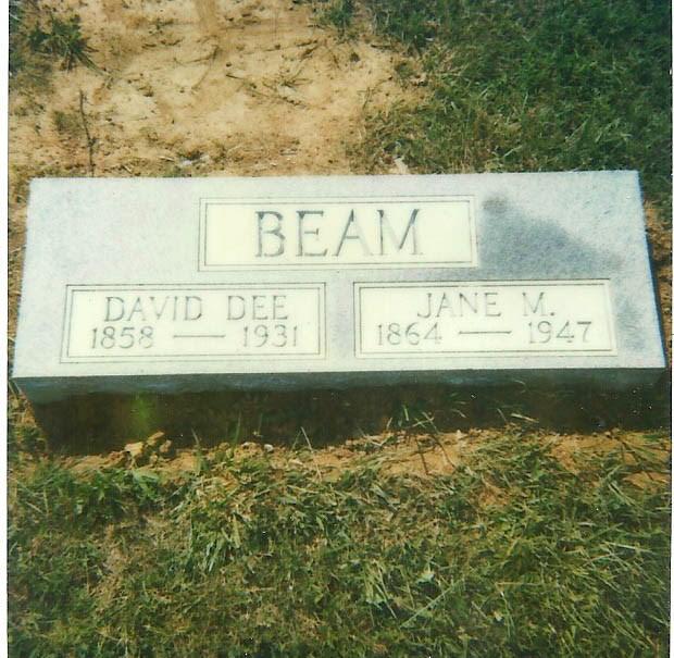 David Dewitt Beam