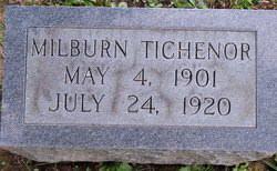 Milburn D Tichenor