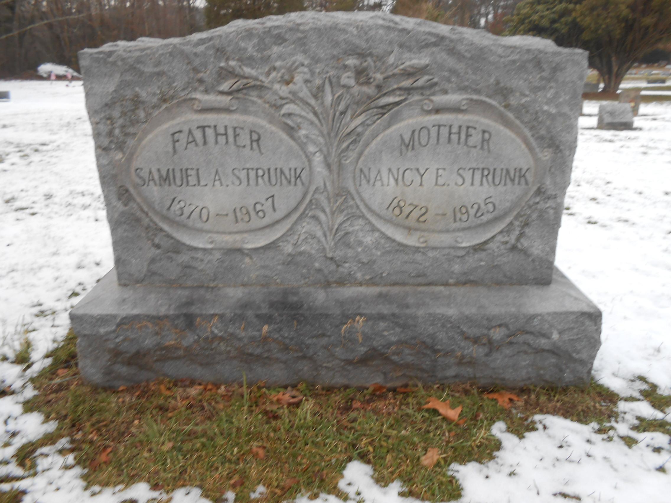 Samuel A Strunk