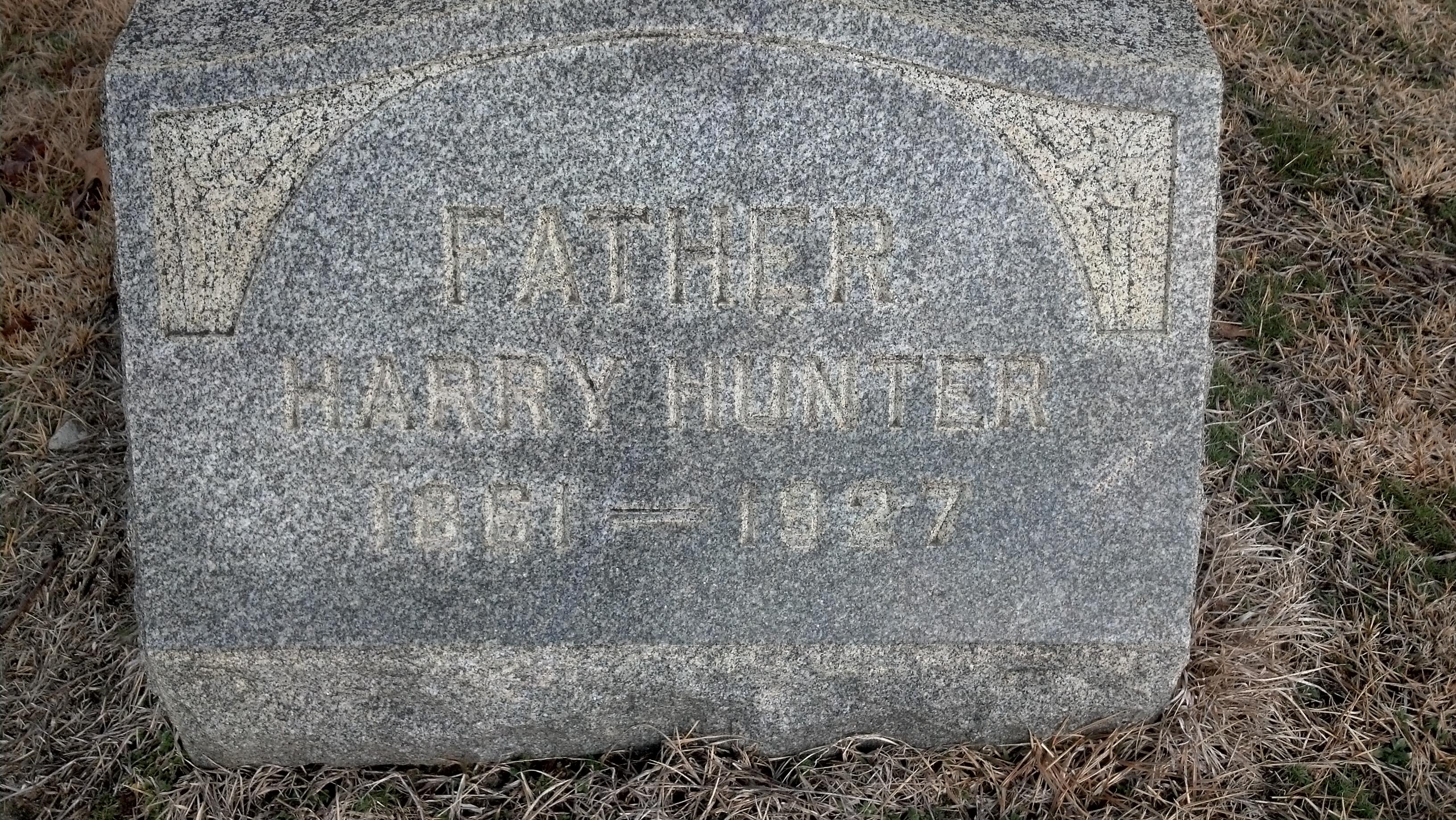 Harry Hunter