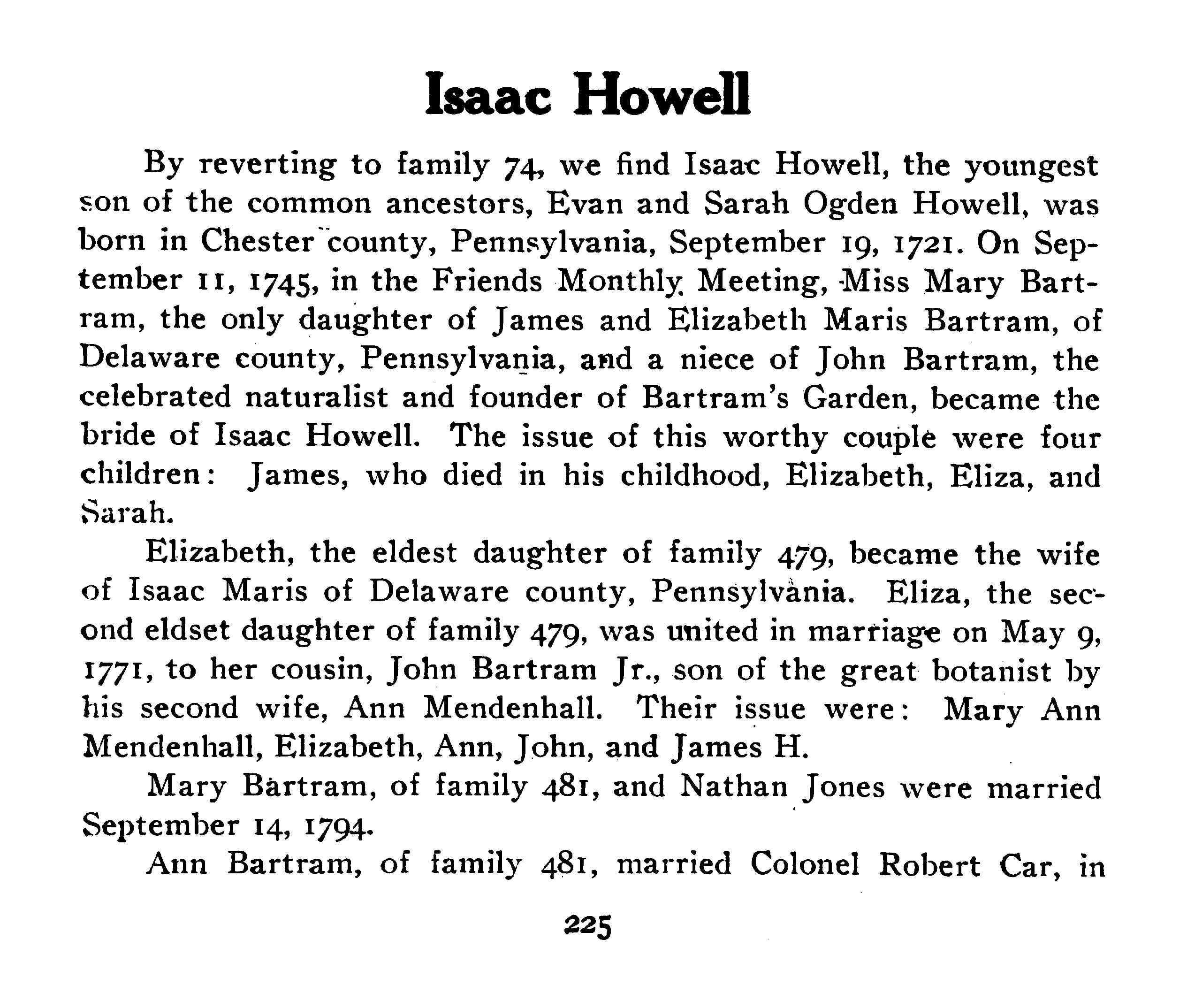 Eliza Howell