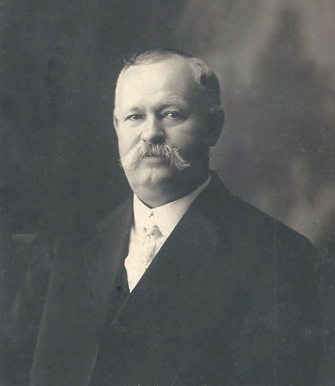 Samuel Dilworth Woolley