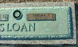 Thelma Mildred Floyd