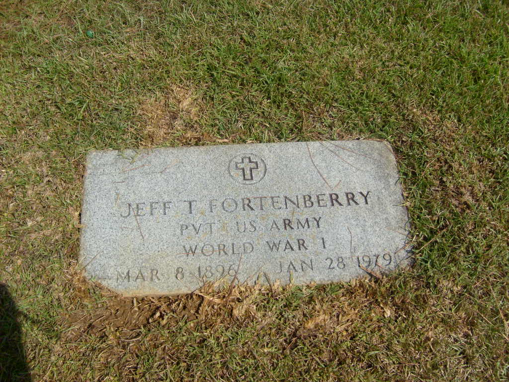 Jeff T. Fortenberry
