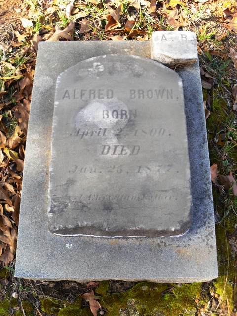 James Alfred Brown