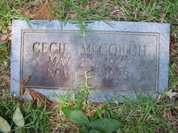 Cecil McGough