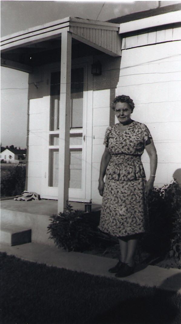Ella Mae Johnson