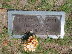 Rebecca Allie Lewis