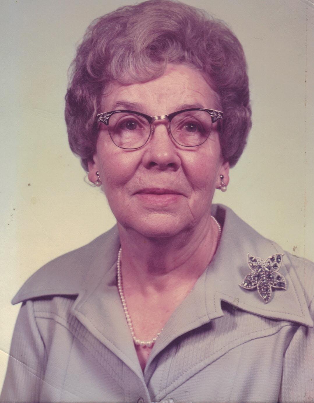 Emma C Odle