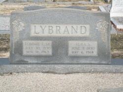Thomas 'Tommie' Teague Lybrand