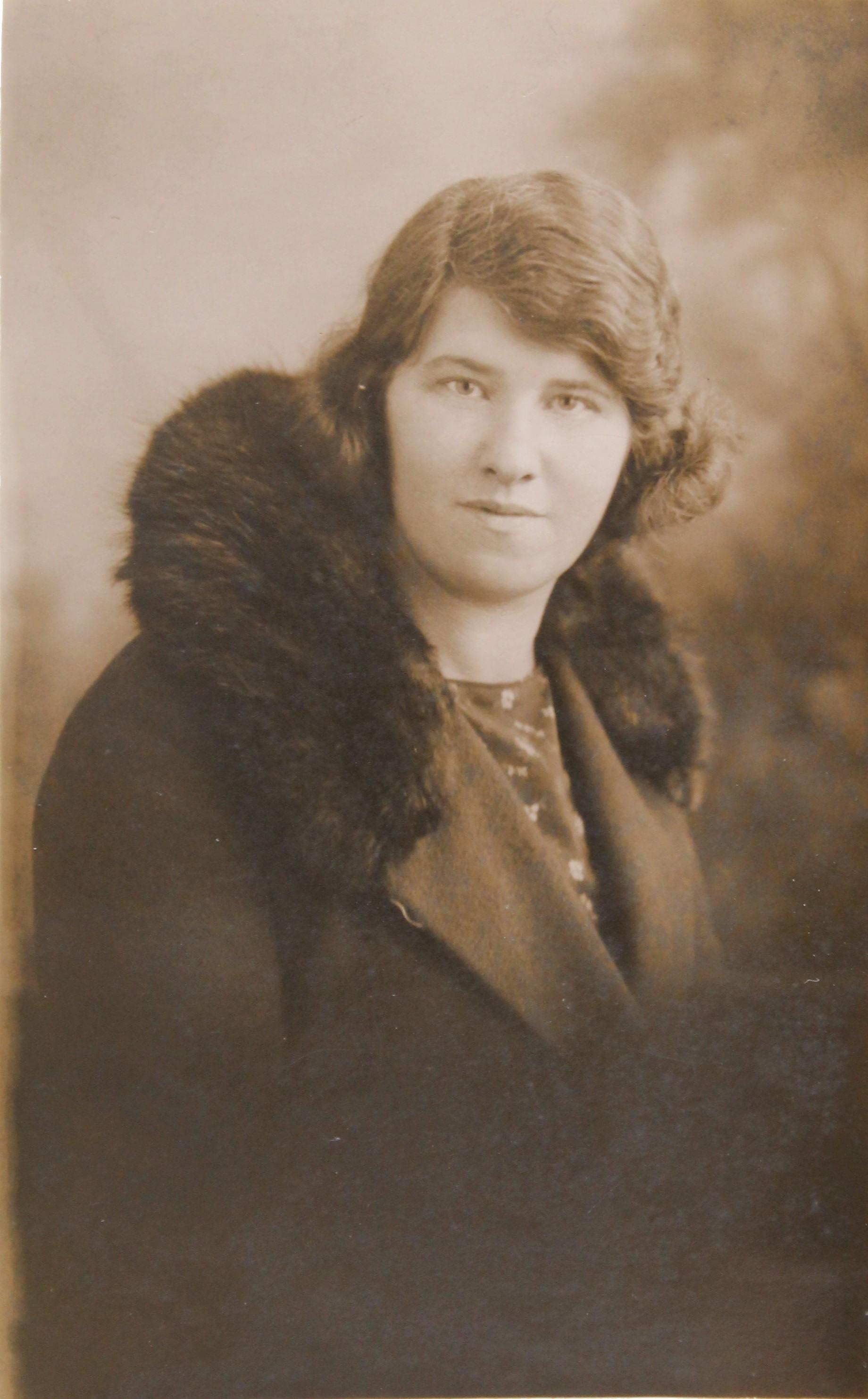 Joyce Edith May Spier