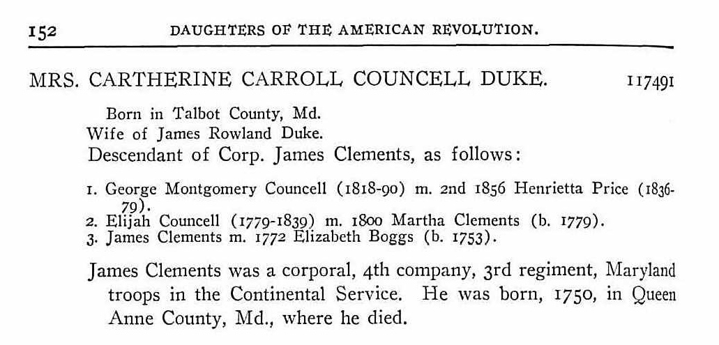 Catherine Carroll Councell