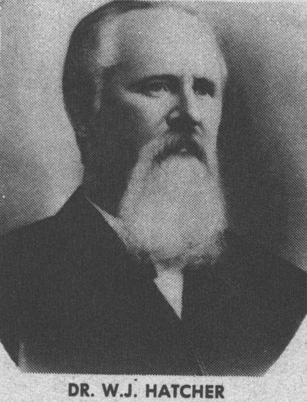 William Johnson Hatcher