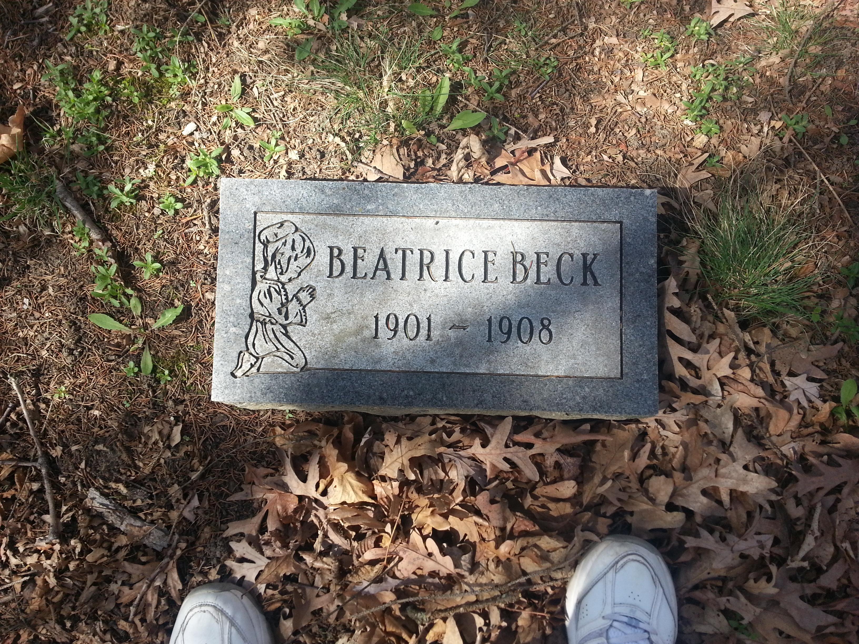 Beatrice Beck