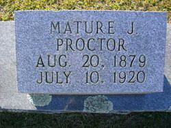 Mature A. Johnson