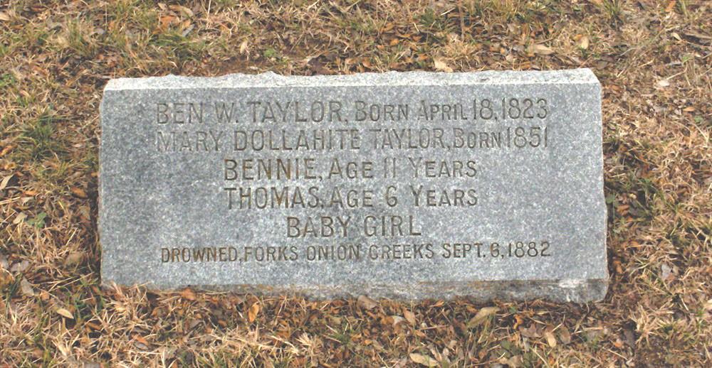 Benjamin Worrell Taylor