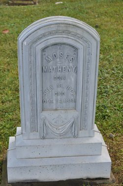 Moses Matheny