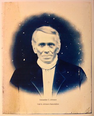 Sebaston C Johnson