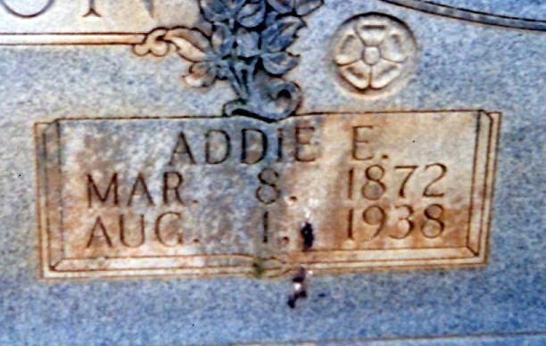 Addie Elizabeth Johnson
