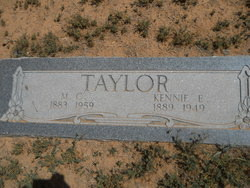 Mack C 'Max' Taylor