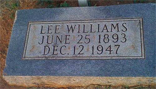 Jefferson Lee Williams