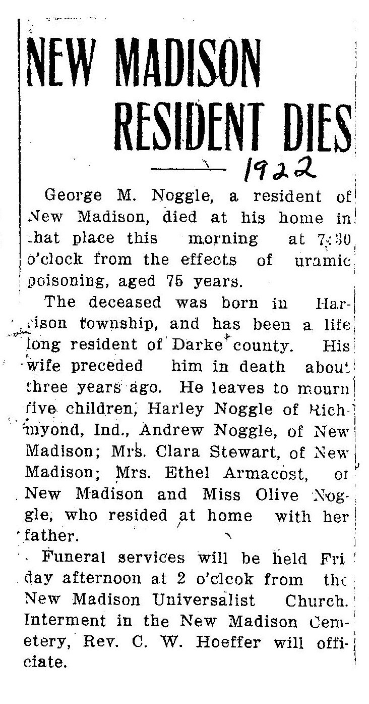 George M. Noggle