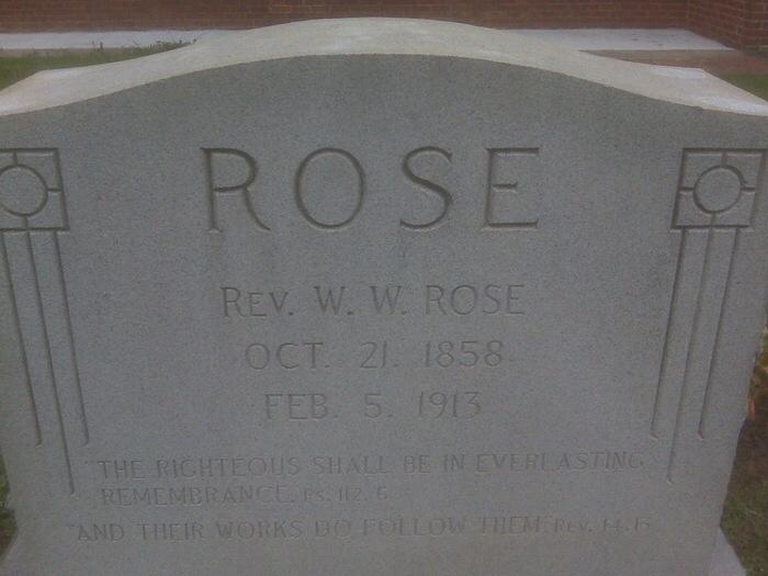 William Walter Rose