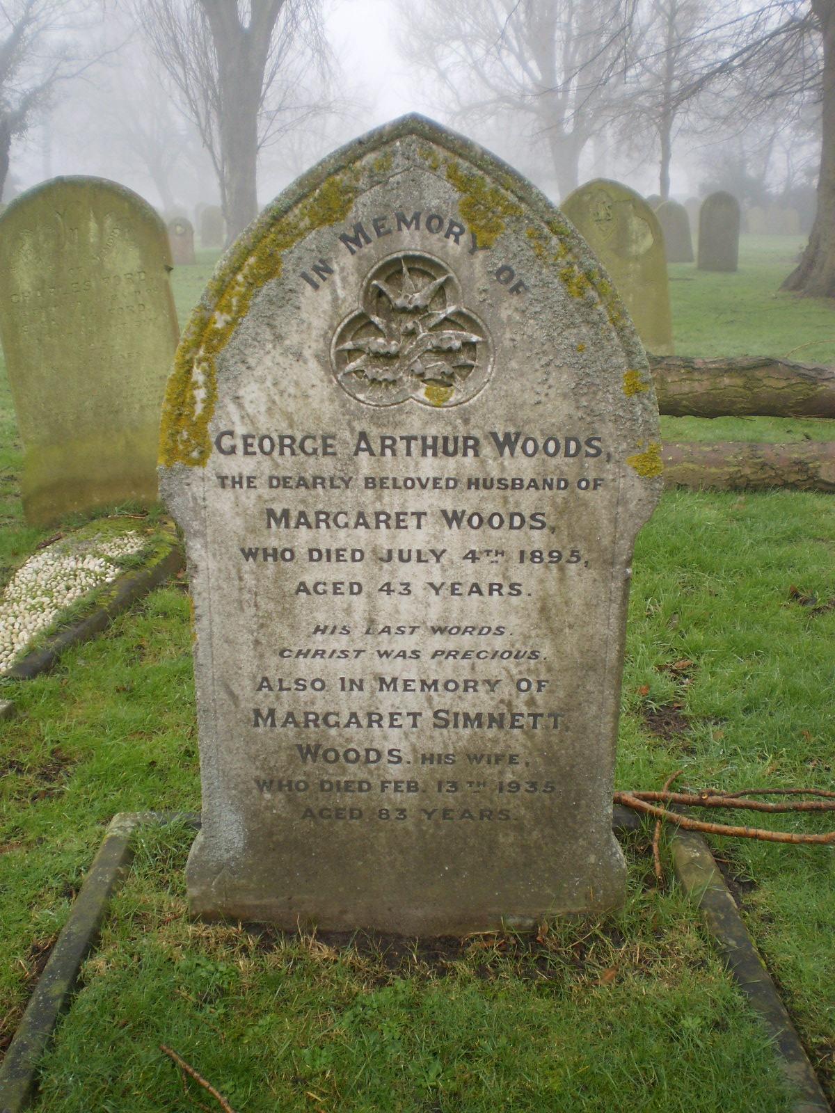 George Arthur Woods