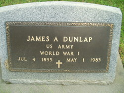 James A Dunlap