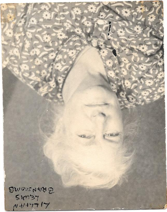 Lillian Rebecca Lewis