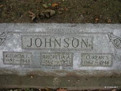 Curran S Johnson