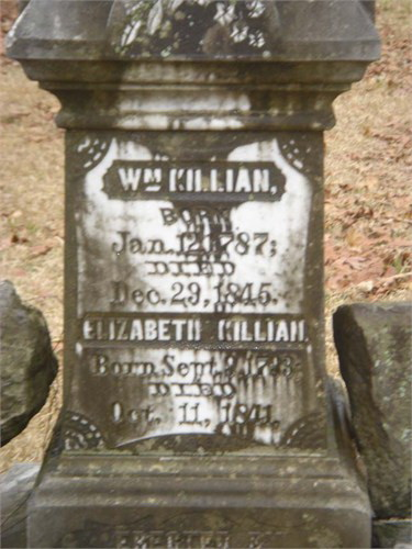 William T Killian
