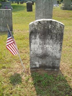 Gen Jedediah Johnson