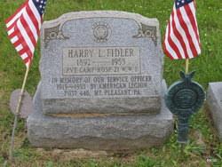 Harry L * Fidler